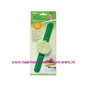 010031 / CLOVER kopspelden magneet - armband art. nr. 9575