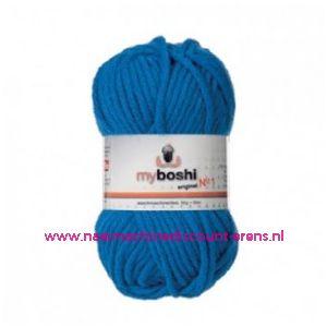MyBoshi nr. 1 - 153 oceaanblauw / 010167