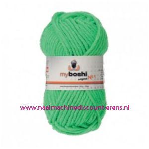 MyBoshi nr. 1 - 184 neon groen / 010182