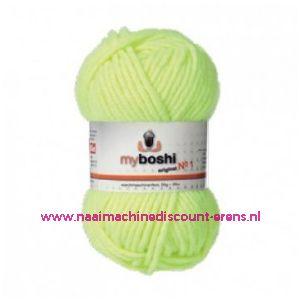 MyBoshi nr. 1 - 185 neon geel / 010183