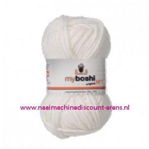 MyBoshi nr. 1 - 191 wit / 010185
