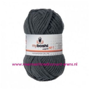 MyBoshi nr. 1 - 195 antraciet / 010189