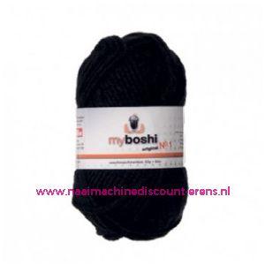 MyBoshi nr. 1 - 196 zwart / 010190