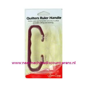 010249 / Quilters Ruler Handle Sew Easy