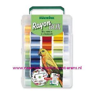 010346 / Madeira Rayon 8042 Aktie Pakket 1000M