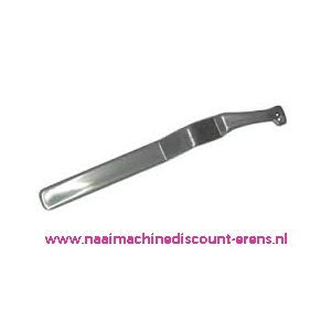 010397 / Twin Needle Insert voor lockmachine/naaimachine