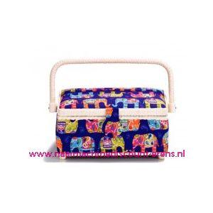010495 /  Naaimand Elephants S ibiza style prym art. nr. 612256