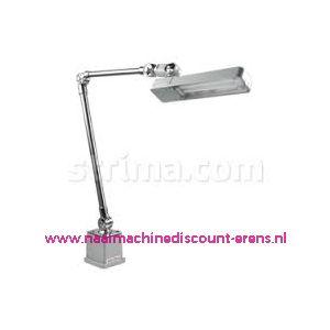 010514 / Naaimachine lamp 9w daglicht voor aan de tafel DS-99