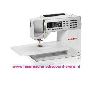 BERNINA 550 QE + FREE GIFT + 5 Jaar garantie / 010748