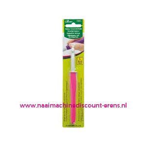 Haaknaalden 8,0 Mm CLOVER art. nr. 1055 / 010886