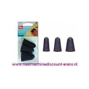 010963 / Vingerbeschermers silicoon Prym art. nr . 611914
