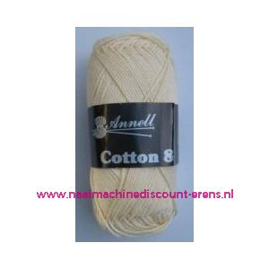 Annell Cotton 8  kl.nr. 18 / 011142