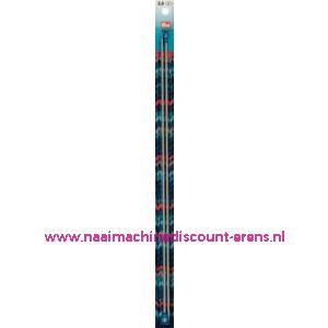 Breinaalden Alu Grijs 40Cm 3,00 Mm prym art. nr. 191474 / 001118