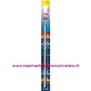 Wolhaaknaalden Met Duimsteun Alu Grijs 15Cm 4,00 Mm 195139 / 001141