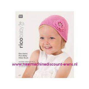 011559 / Das kleine Rico Baby Häkel Buch