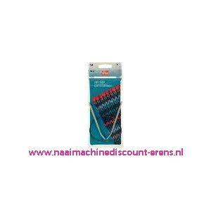 Rondbreinaalden Alu Grijs 40Cm 4,00 Mm Prym art. nr. 211260 / 001164