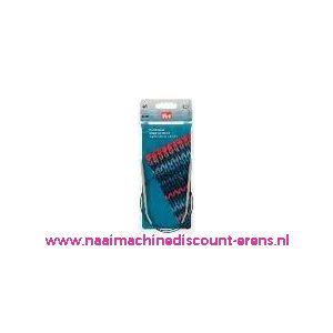 Rondbreinaalden Alu Grijs 50Cm 4,00 Mm Prym art. nr. 211261 / 001165