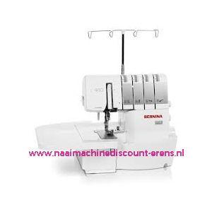 Bernina L460 overlock + GRATIS NAAIBOEK + 5 Jaar Garantie / 011818
