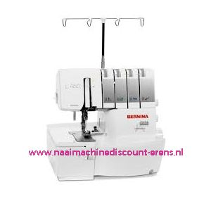 BERNINA L 450 + GRATIS AFVALZAK + 5 Jaar garantie / 011837