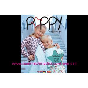 Poppy Designed for you - 8 - patroonboek