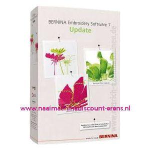 Bernina Update-kit V7.0 / 011931