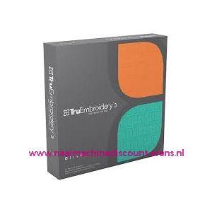 TruEmbroidery™ 3 software voor Mac Apple® Universeel / 011959