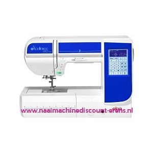 Elna eXcellence 680 + 5 Jaar garantie / 012035