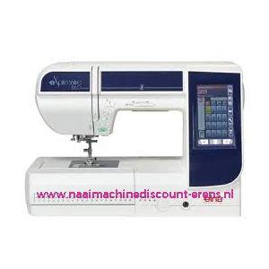Elna eXpressive 860 + 5 Jaar garantie / 012049