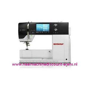 Bernina B580 borduur- naaimachine + 5 Jaar garantie / 012069