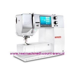 Bernina 570 QE + 5 Jaar garantie / 012079