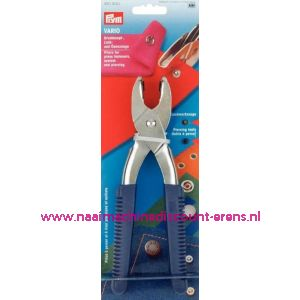012255 / Variotang Drukknoop En Perforatietang Prym art. nr. 390901