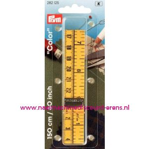 001226 / Centimeters Color Analoog 150Cm 60 Inch prym art. nr. 282125