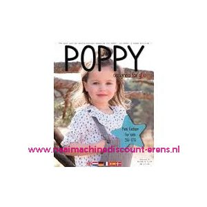 Poppy Designed for you - 9 - patroonboek