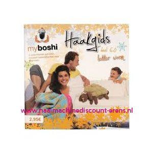 012315 /  Myboshi Haakgids 6.0 lekker warm