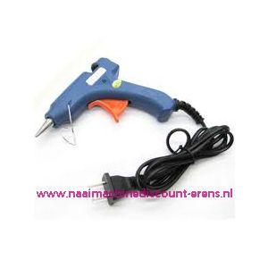 012321 / Lijmpistool Glue Gun 20 W klein