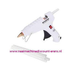 012357 / Lijmpistool Glue Gun 40 W groot