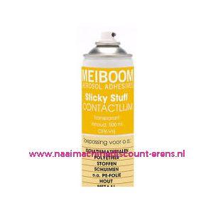012365 / MEIBOOM Sticky Stuff 500 ML SPUITBUS stoffen+schuim