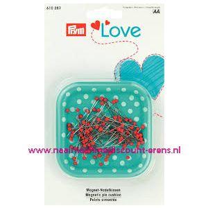 012386 / Prym Love magnetisch speldenkussen art. nr. 610 287