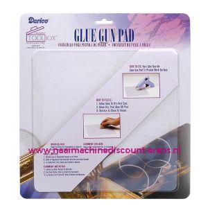 012401 / Glue Gun Pad 20 Cm x 20 Cm