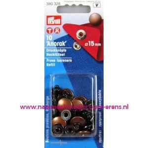 001300 / Navullingen Ms Voor 390309 Oudkoper 15 Mm art. nr. 390328