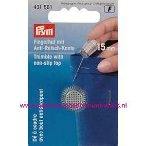 001393 / Vingerhoed Zinkdruk Verzinkt 15,0 Mm Prym art. nr. 431861