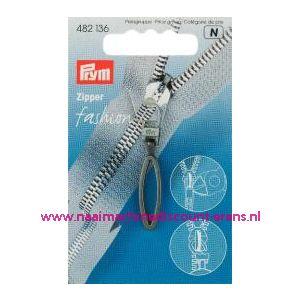 001403 / Modische Schuiver Loop Brons Prym art. nr. 482136