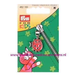 001408 / Ritsenschuiver Lieveheersbeestje For Kids Prym art.nr.482183