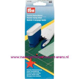 001453 / Radeerwieltje Met Dubbele Markeering Prym art. nr. 611283