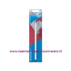 001499 / Markeerstift Uitwasbaar Wit Prym art. nr. 611802
