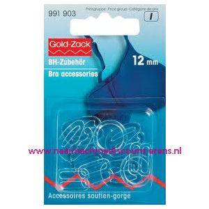 001622 / Bh Accessoires Assortiment 12 Mm Transparant art.nr.  991903