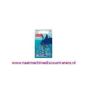 001624 / Bh Accessoires Assortiment 14 Mm Transparant art.nr. 991908