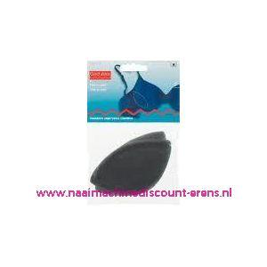 001660 / Push-Up Pads Maat S Zwart Met 10% Polyamide art. nr. 992315