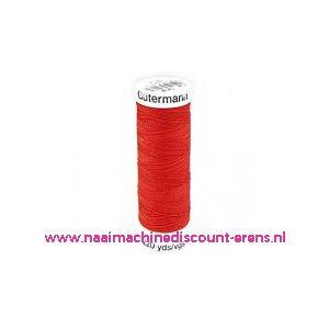 001872 / Gutermann naaigaren 364 (oranje/rood)