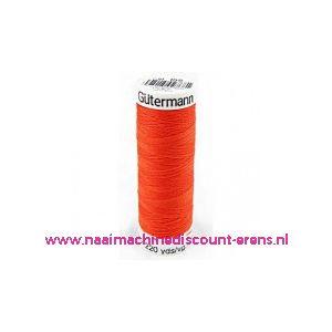 001873 / Gutermann naaigaren 155 (fel oranje)
